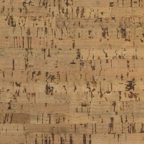 "Forest Valley Flooring Shoshone 12"" Engineered Cork Flooring in Natural"