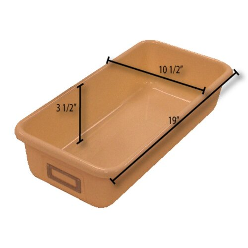 Shirley K's Storage Totes and Trays Narrow Storage Tray