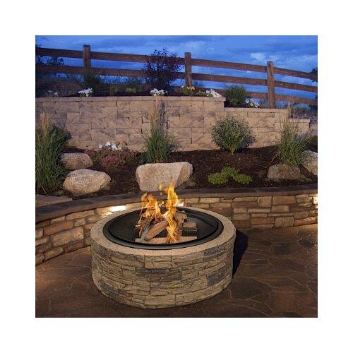 Cast Stone Fire Pit