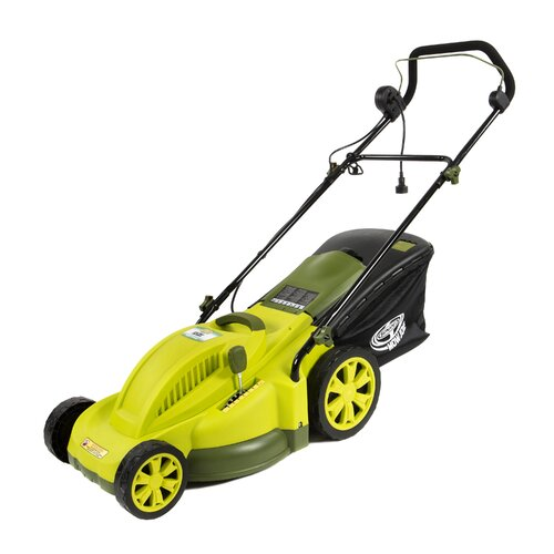 Mow Joe 13-Amp 17-inch Corded Electric Lawn Mower