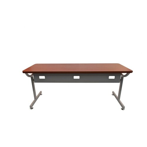 "Winport Industries Victoria 72"" x 24"" Rectangular Classroom Table"