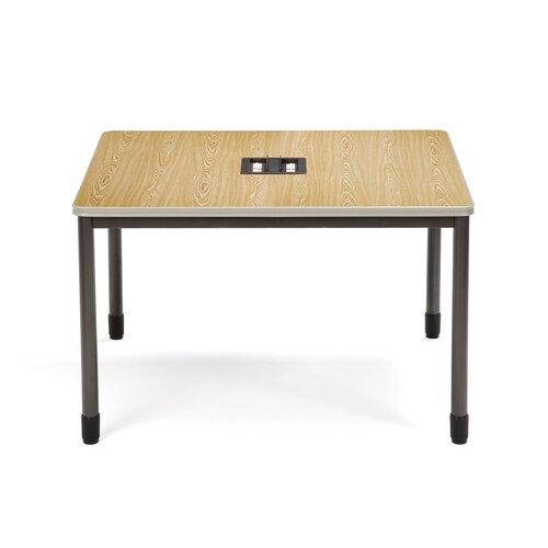 OFM Mesa Series Terminal/Workstation Utility Table