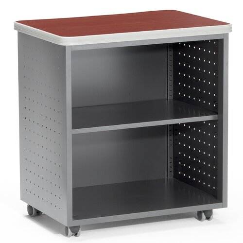 OFM 27.50'' W x 20'' D Mobility Utility Table