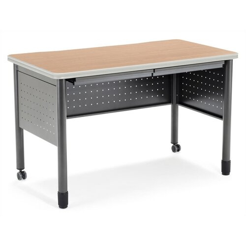 OFM Desk Shell with Pencil Drawers
