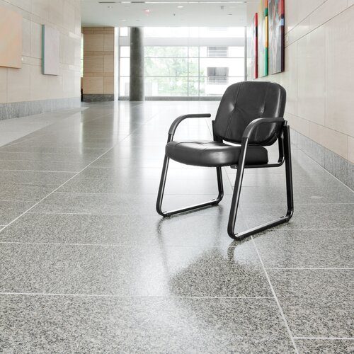 OFM Leather Guest  Reception Chair