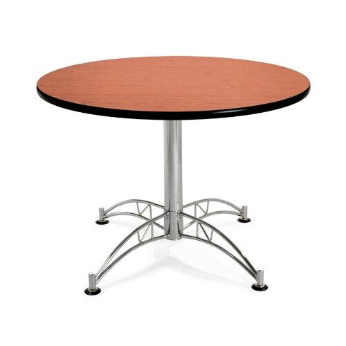 OFM Multi-Purpose Round Gathering Table