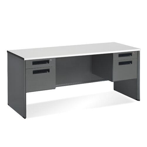 OFM Mesa Series Executive Panel End Credenza