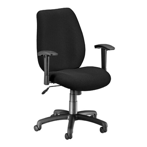 OFM Ergonomic Mid-Back Office Chair with Arms
