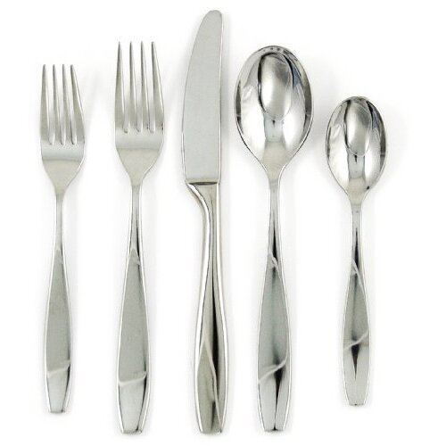 Skandia 43 Piece Flatware Set