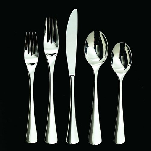 Ginkgo Mariko 20 Piece Flatware Set