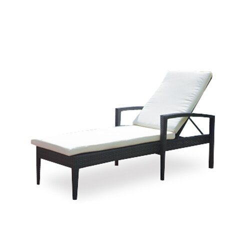 Zen Chaise Lounge with Cushion