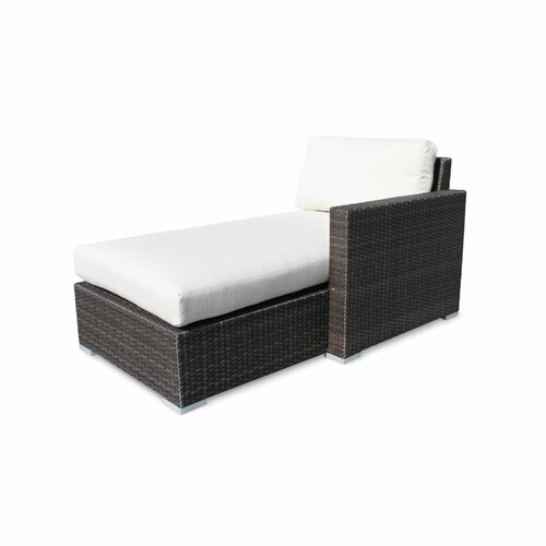 Source Outdoor Lucaya Left Arm Chaise Lounge