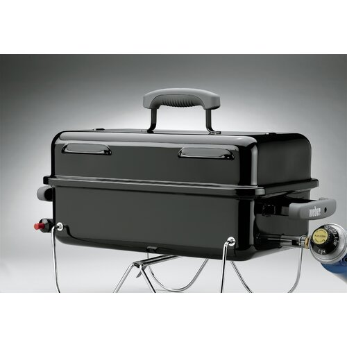 weber go anywhere gas grill reviews wayfair. Black Bedroom Furniture Sets. Home Design Ideas