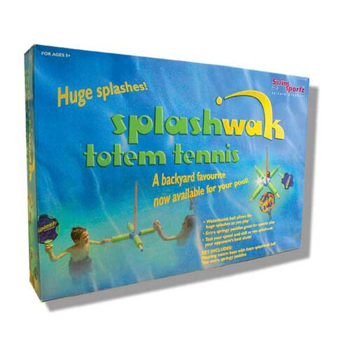 Swimsportz Splashwak Totem Tennis