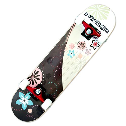 """Punisher Skateboards Soul Complete 31"""" Skateboard"""