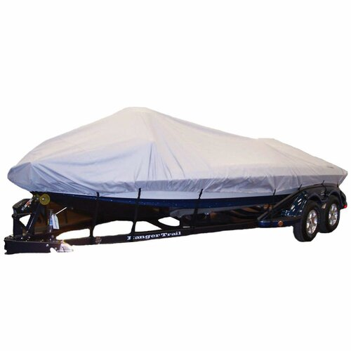 Dallas Manufacturing Semi Custom Boat Cover