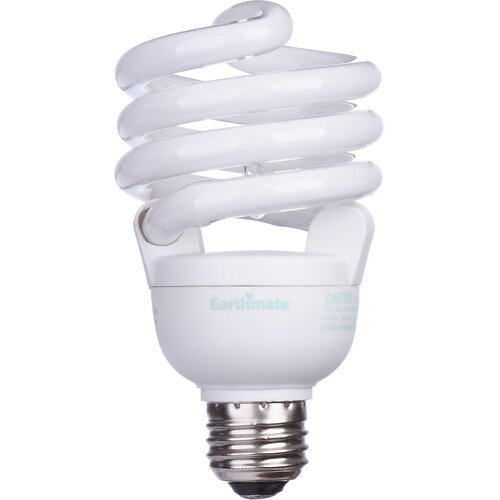 30W (2700K) Compact Fluorescent Light Bulb