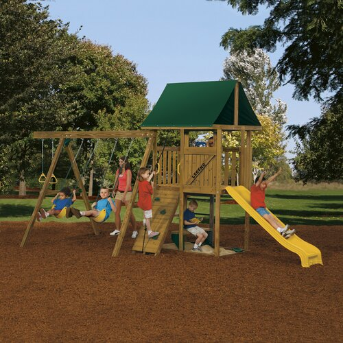 Playstar Inc. Legend Starter Swing Set