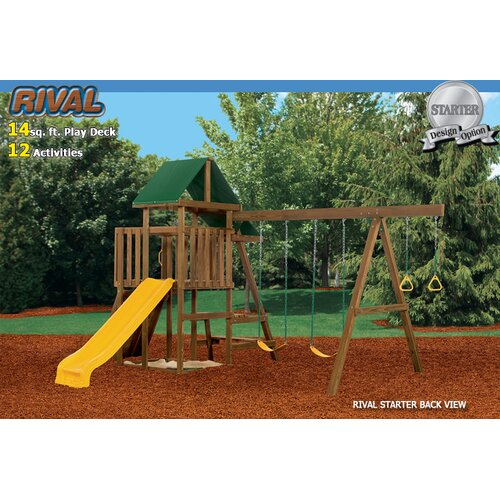 Playstar Inc. Rival Starter Swing Set