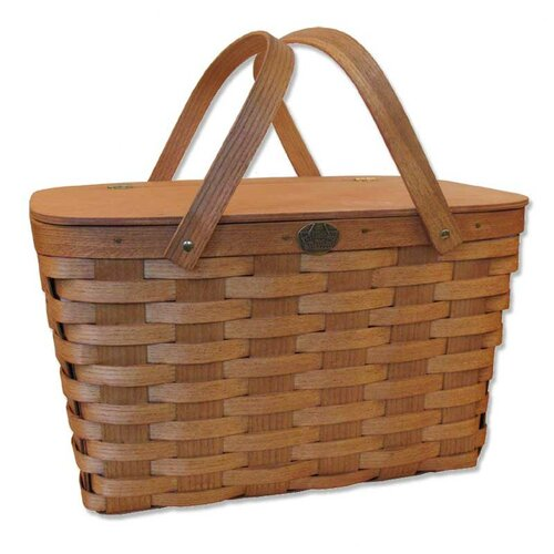 Peterboro Basket Company Traditional Picnic Basket