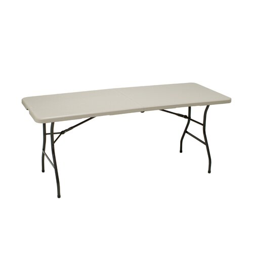 6' Utility Fold in Half Table