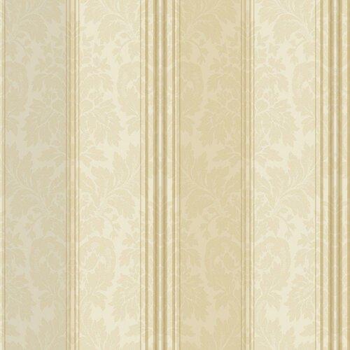 York Wallcoverings Windermere Clarence Stripe Wallpaper