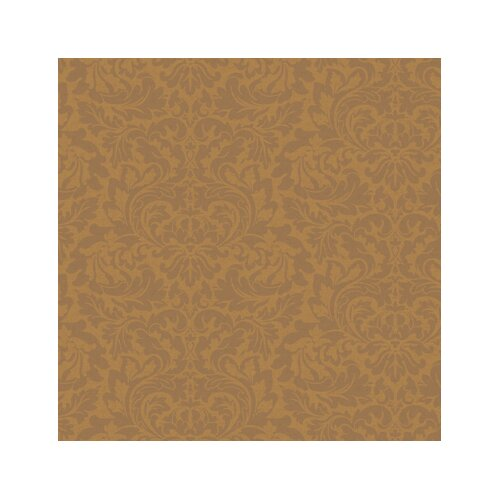 York Wallcoverings American Legacy Acanthus Damask Wallpaper
