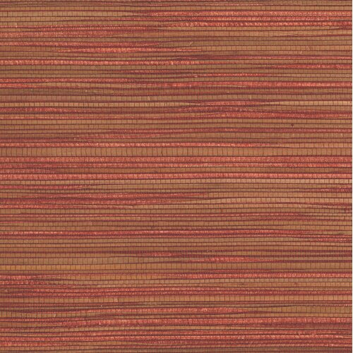 York Wallcoverings Tommy Bahama Grasscloth / Tom Color Wallpaper