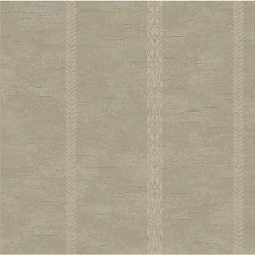York Wallcoverings Heritage Home Neoclassic Stripe Wallpaper