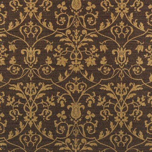 York Wallcoverings Bling Pagoda Damask Wallpaper & Reviews