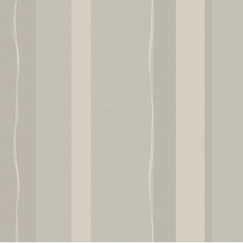 York Wallcoverings Elements Tempest Stripe Wallpaper