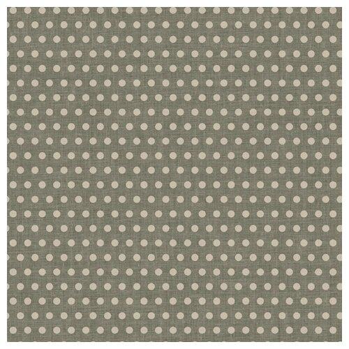 York Wallcoverings Risky Business Pixel Perfect Polka Dot Wallpaper