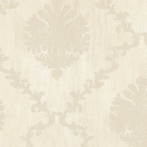 York Wallcoverings Fresco Frame Motif Harlequin Wallpaper