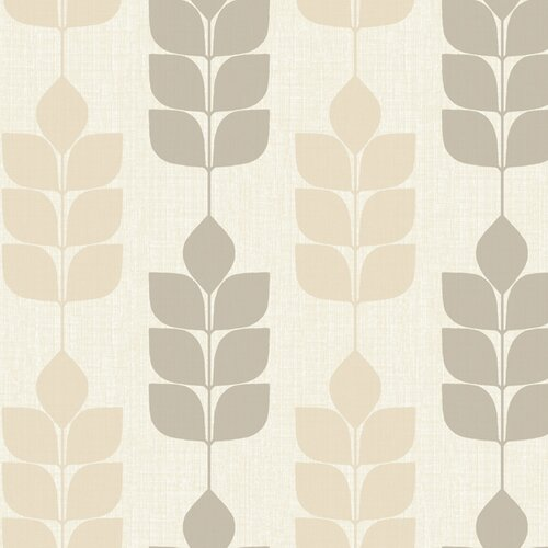 York Wallcoverings Candice Olson Inspired Elegance Petals Wallpaper