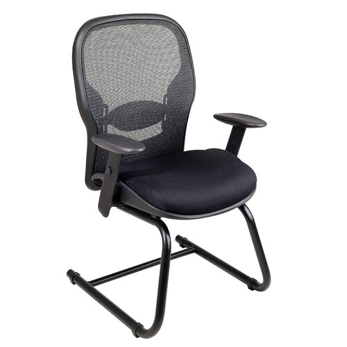 Office Star Products SPACE Matrex Back Managers Chair with Mesh Seat