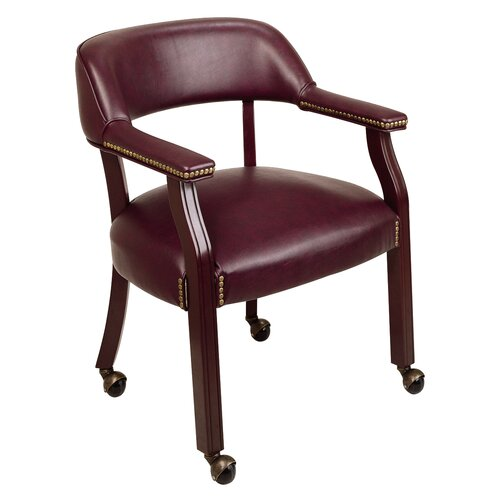 Office Star Products Low Back Traditional Armchair