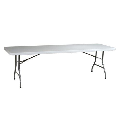 "Office Star Products Work Smart 96"" Rectangular Folding Table"