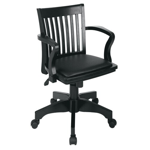 Office Star Products Deluxe Office Chair