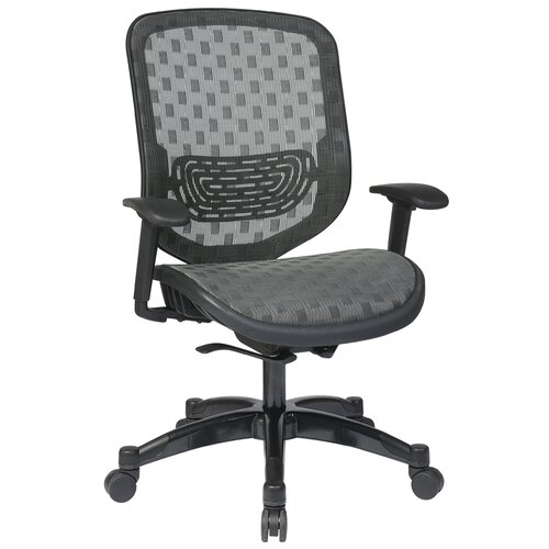 Office Star Products Space Seating High-Back Office Chair