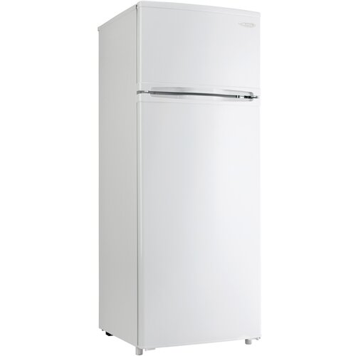 7 4 Cu Ft Mid Size Compact Refrigerator With Freezer