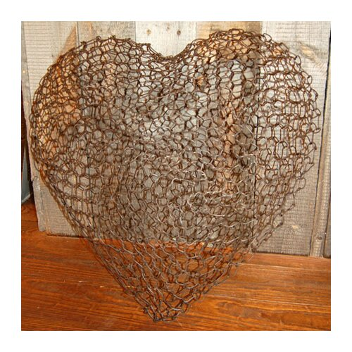 Sugarboo Designs Wire Heart Wall Décor
