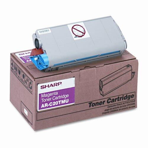 ARC20TMU OEM Toner Cartridge, 10,000 Page Yield, Magenta