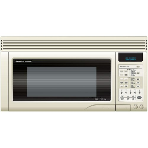 Sharp 1.1 Cu. Ft. 850W Over-the-Range Convection Microwave