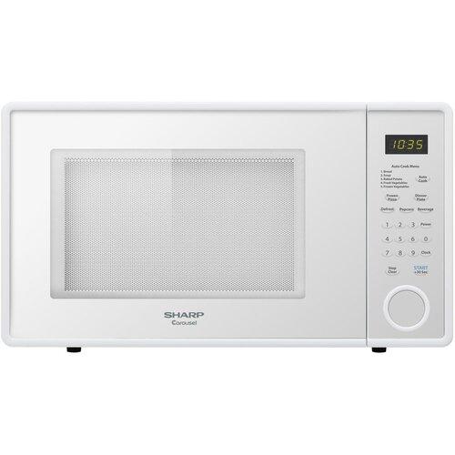 Sharp 1.1 Cu. Ft. 1000W Countertop Microwave