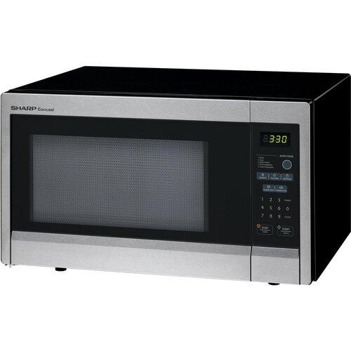 Countertop Microwave 13 Deep : ... Cu. Ft. 1000W Carousel Countertop Microwave & Reviews Wayfair