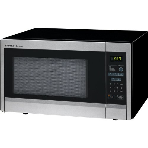 Countertop Microwave Oven Sale : ... Cu. Ft. 1000W Carousel Countertop Microwave & Reviews Wayfair