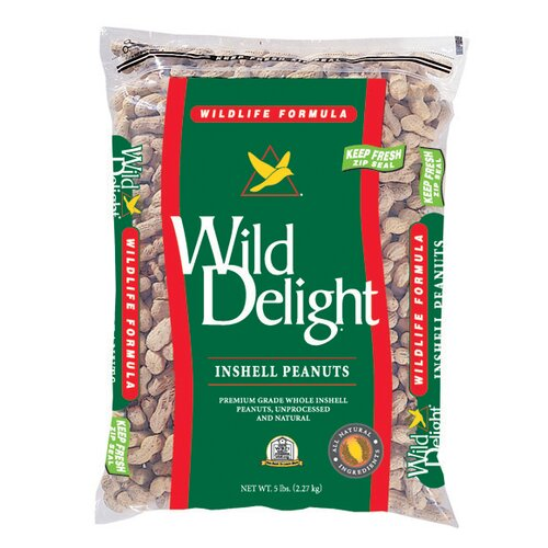 Inshell Peanuts Pet Food