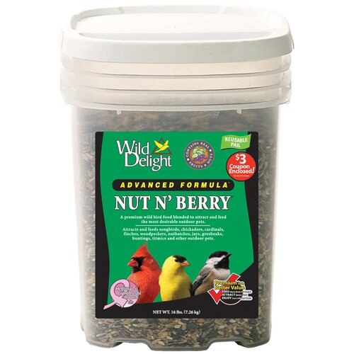 Nut N Berry Pail Pet Food