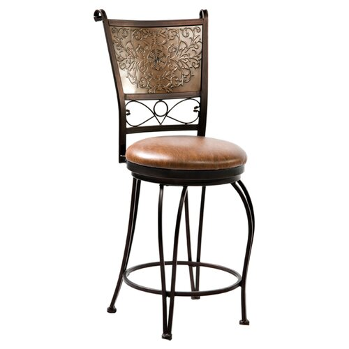 "Powell Furniture Powell Cafe 24"" Bar Stool"