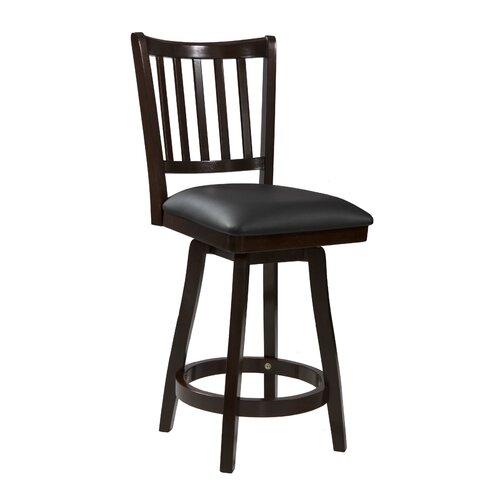 Big and Tall Swivel Barstool with Cushion